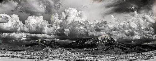 Goemmer Butte landscape